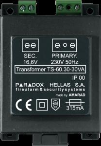 Transformer 16.6V 30W