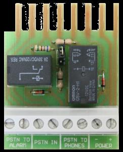 Sirion module PSTN isolator